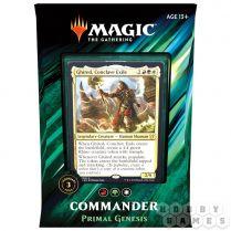 Magic. Commander 2019: Primal Genesis - на английском языке