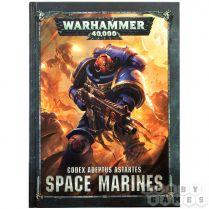 Codex: Space Marines 8th edition (Hardback) (ENGLISH)