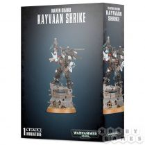 Raven Guard Chapter Master Kayvaan Shrike