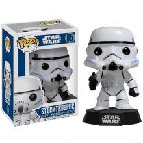 Фигурка Funko POP! Bobble: Star Wars: Stormtrooper