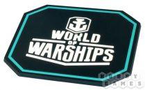 World of Warships. Костер (подставка) антискользящий