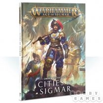 Battletome: Cities of Sigmar (Hardback)
