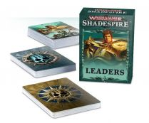 Warhammer Underworlds Shadespire: Leaders (ENGLISH)