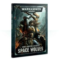 Codex: Space Wolves 8th edition (Hardback)