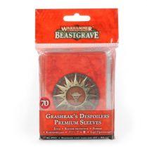 Warhammer Underworlds Grashrak's Despoilers Premium Sleeves
