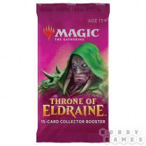 Magic. Throne of Eldraine - коллекционный бустер на английском языке