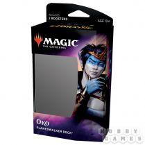 Magic. Throne of Eldraine: Oko