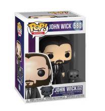 Фигурка Funko POP! John Wick: John (Black Suit)