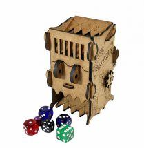 Башня для бросания кубиков