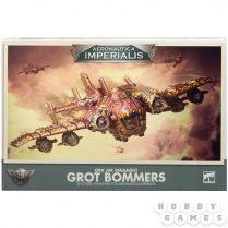 Aeronautica Imperialis: Ork Air WAAAGH! Grot Bommers