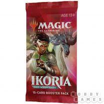 Magic. Ikoria: Lair of Behemoths - бустер на английском языке