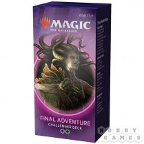 Magic. Challenger Deck 2020: Final Adventure