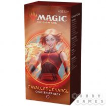 Magic. Challenger Deck 2020: Cavalcade Charge