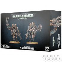 Adepta Sororitas Penitent Engines