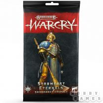Warcry: Stormcast Sancrosanct Cards