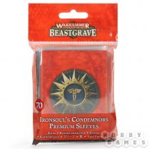 Warhammer Underworlds Beastgrave: Ironsoul's Condemnors Premium Sleeves