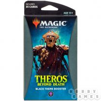 Magic. Theros Beyond Death Black Theme Booster