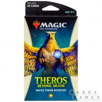 Magic. Theros Beyond Death White Theme Booster