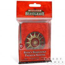 Warhammer Underworlds Beastgrave: Rippa's Snarlfangs Premium Sleeves