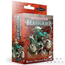 Warhammer Underworlds Beastgrave: Rippa's Snarlfangs