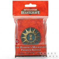 Warhammer Underworlds Beastgrave: Lady Harrow's Mournflight Premium Sleeves