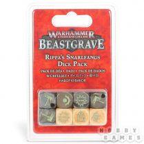 Warhammer Underworlds Beastgrave: Rippa's Snarlfangs Dice