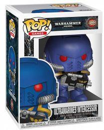 Фигурка Funko POP! Vinyl: Games: Warhammer 40K: Ultramarines Intercessor