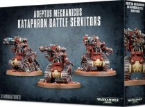 Adeptus Mechanicus. Kataphron Battle Servitors