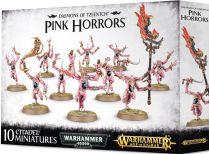Daemons of Tzeentch. Pink Horrors