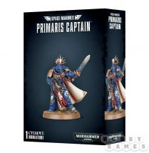 Space Marines. Primaris Captain