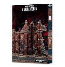 Sector Imperialis: Manufactorum (Руины Имперского Мануфакторума)