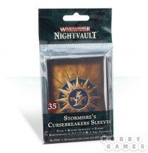 Warhammer Underworlds Nightvault: Stormsire's Cursebreakers Sleeves