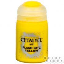 Краска Air: Flash Gitz Yellow (24 мл)