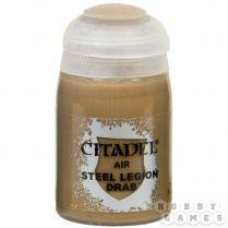 Краска Air: Steel Legion Drab (24 мл)