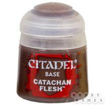 Краска Base: Catachan Fleshtone (12 мл)