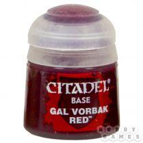 Краска Base: Gal Vorbak Red (12 мл)