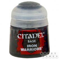 Краска Base: Iron Warriors (12 мл)
