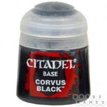 Краска Base: Corvus Black (12 мл)