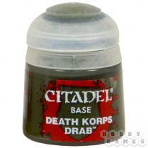 Краска Base: Death Korps Drab (12 мл)