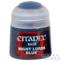 Краска Base: Night Lords Blue (12 мл)