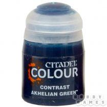 Краска Contrast: Akhelian Green