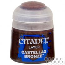 Краска Layer: Castellax Bronze (12 мл)