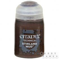 Краска Technical: Stirland Mud (24 мл)