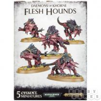Daemons of Khorne: Flesh Hounds