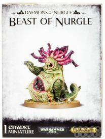 Daemons of Nurgle. Beast of Nurgle