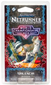 Netrunner LCG: 2015 Runner World Champion