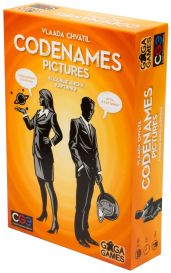 Codenames. Pictures