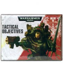 WH40K: TACTICAL OBJECTIVE CARDS (ENG)