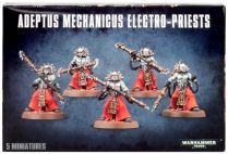 Adeptus Mechanicus: Electro-Priests