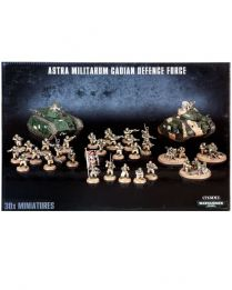 Astra Militarum Cadian Defence Force